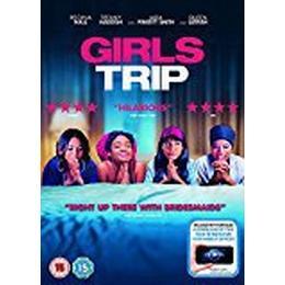 Girls Trip (DVD + Digital Download) [2017]